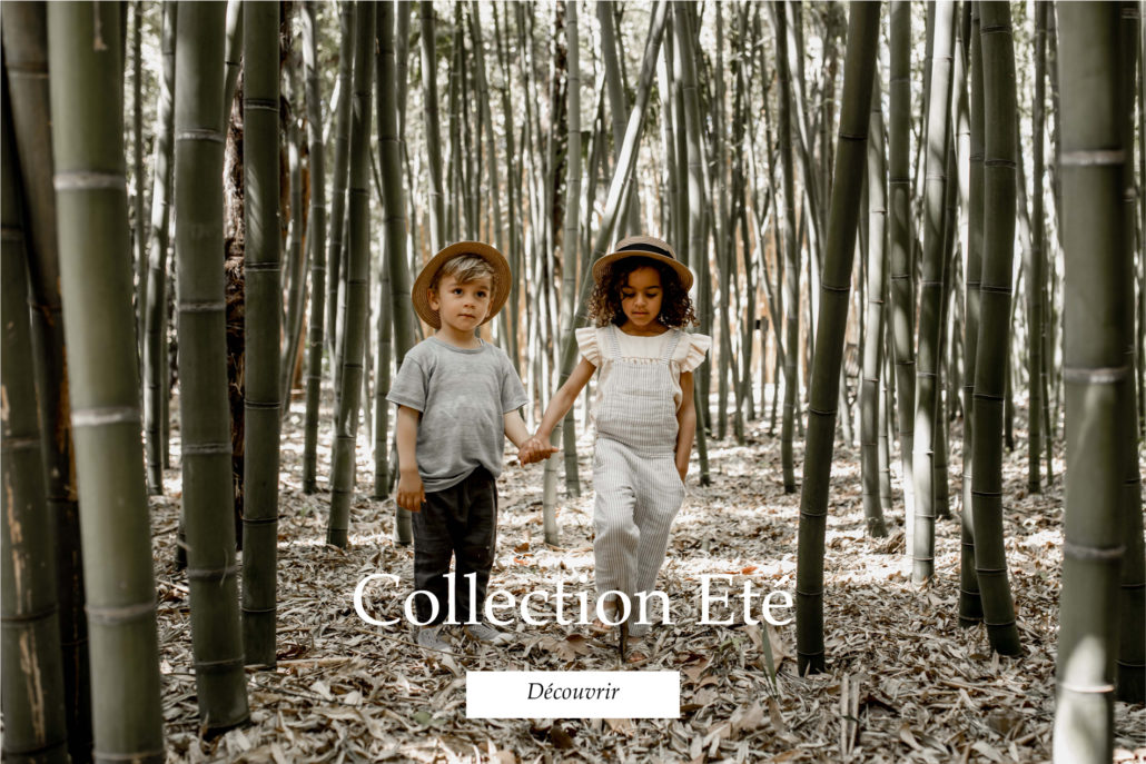 Lebôme - collection été marque de vêtements enfants bébés coton bio made in europe organic cotton ethique ecofriendly sping summer