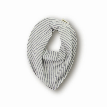 Edgar bavoir bandana coton bio bébé enfant newborn made in france organic cotton - Lebôme